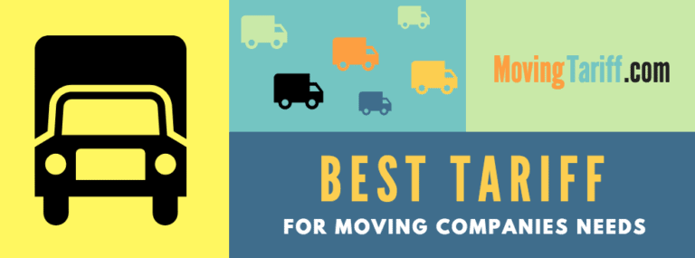 Moving Tariff Offers Their Up-To-Date Consulting Services to Moving Industry Companies