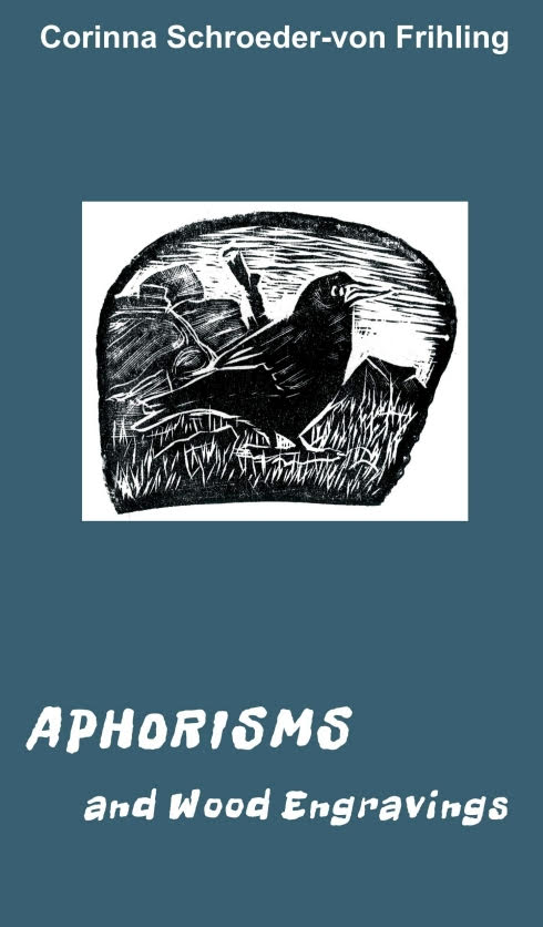 APHORISMS - Unique combination of poetry and visual art