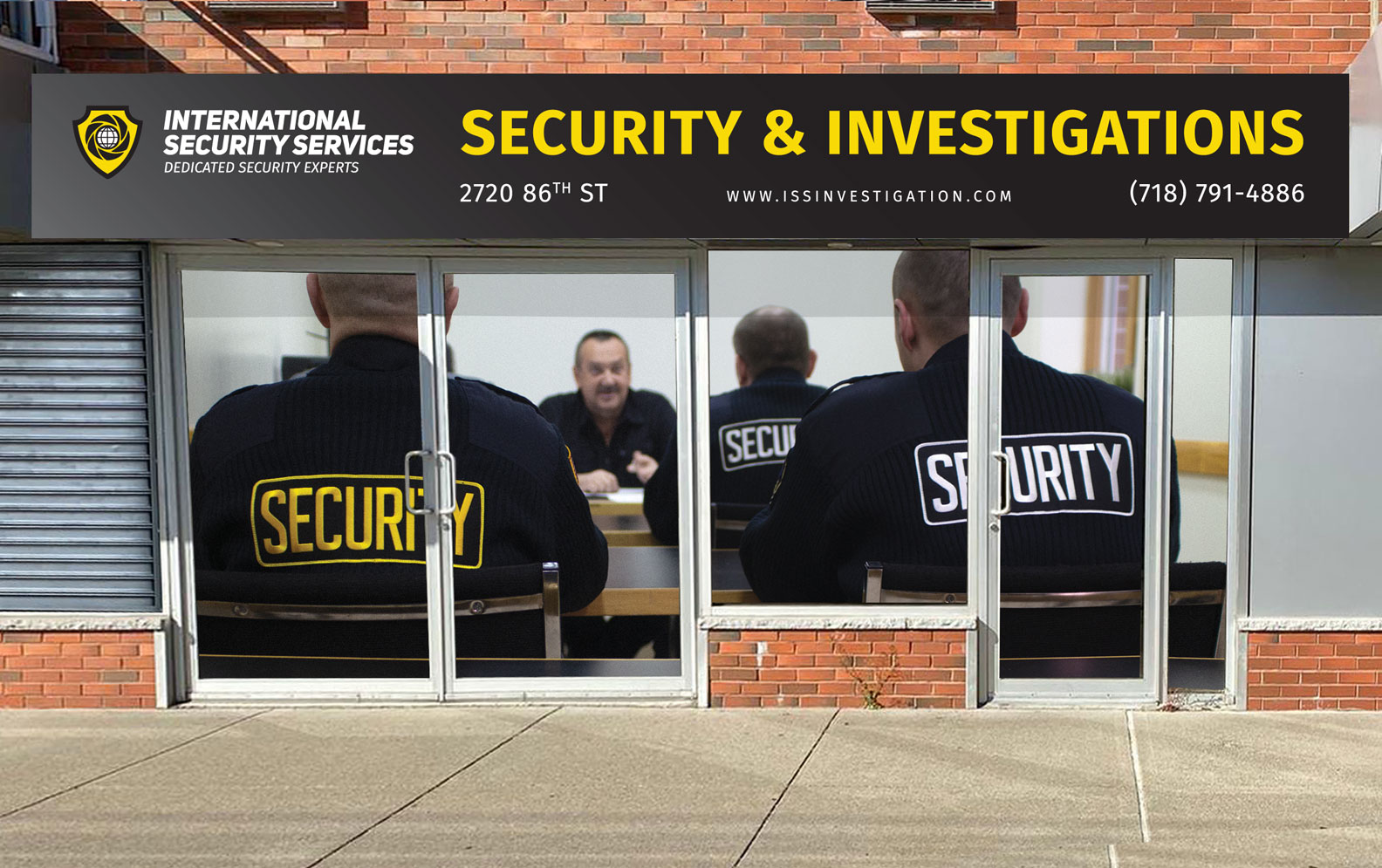 International Security Services, Inc. announces shifting of its head office to a new location