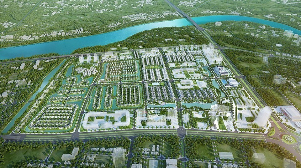 ThucviLand will become a distributor of Vinhomes Wonder Park - A luxury real estate project is about to be launched in Hanoi, Vietnam