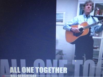 Bill Geoghegan's Song Sends Love to Frontline Workers
