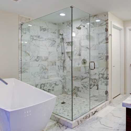 The Original Frameless Shower Doors Receives Angie's List Super Service Award