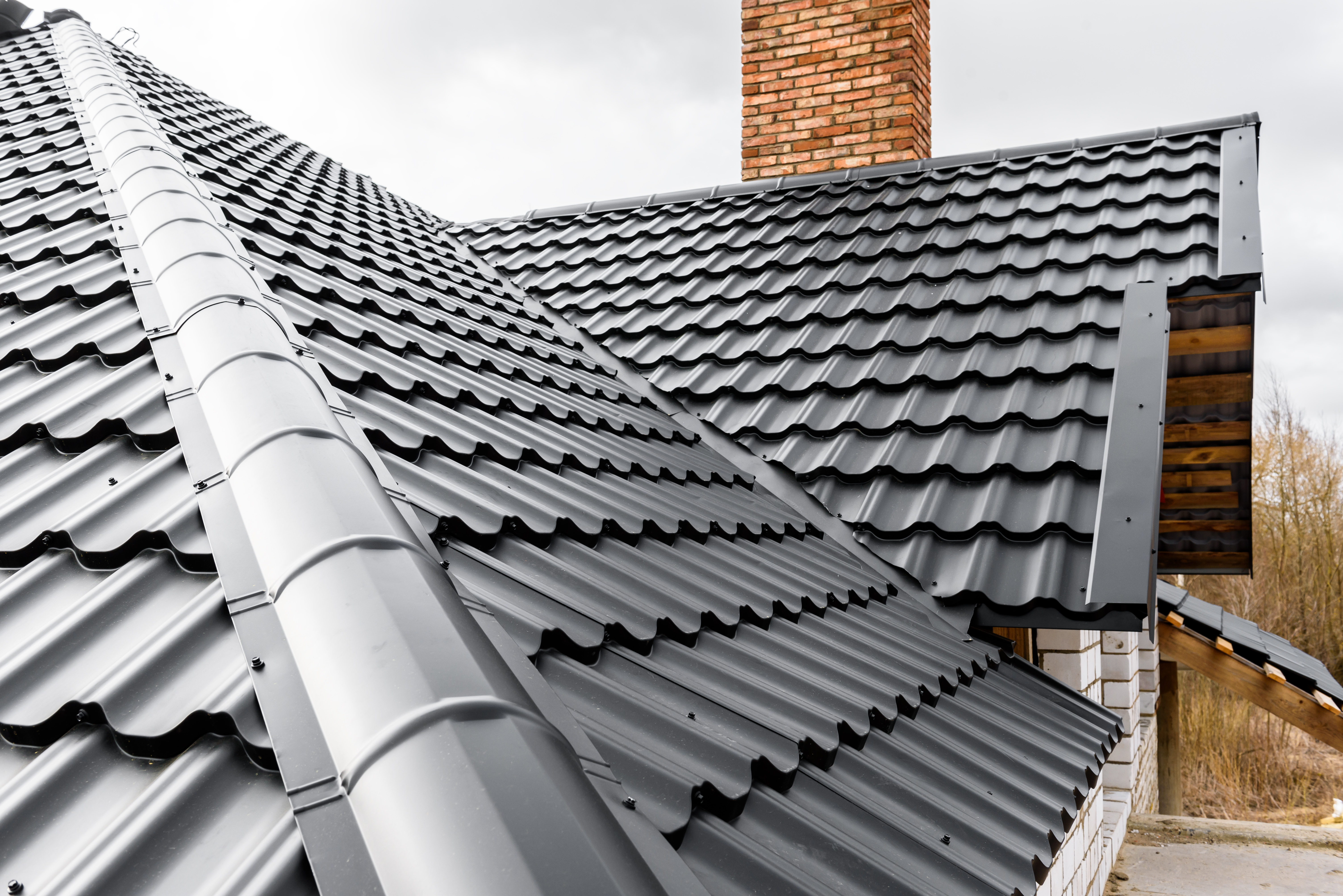 Metal Roofing's High Buy In Price Yields Cost Effective Roofing For Homeowners Willing To Make The Investment