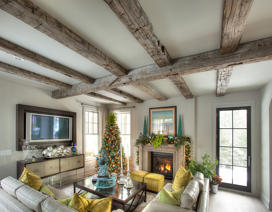 Rustic Home Services and Design Features Continue To Surge in Popularity