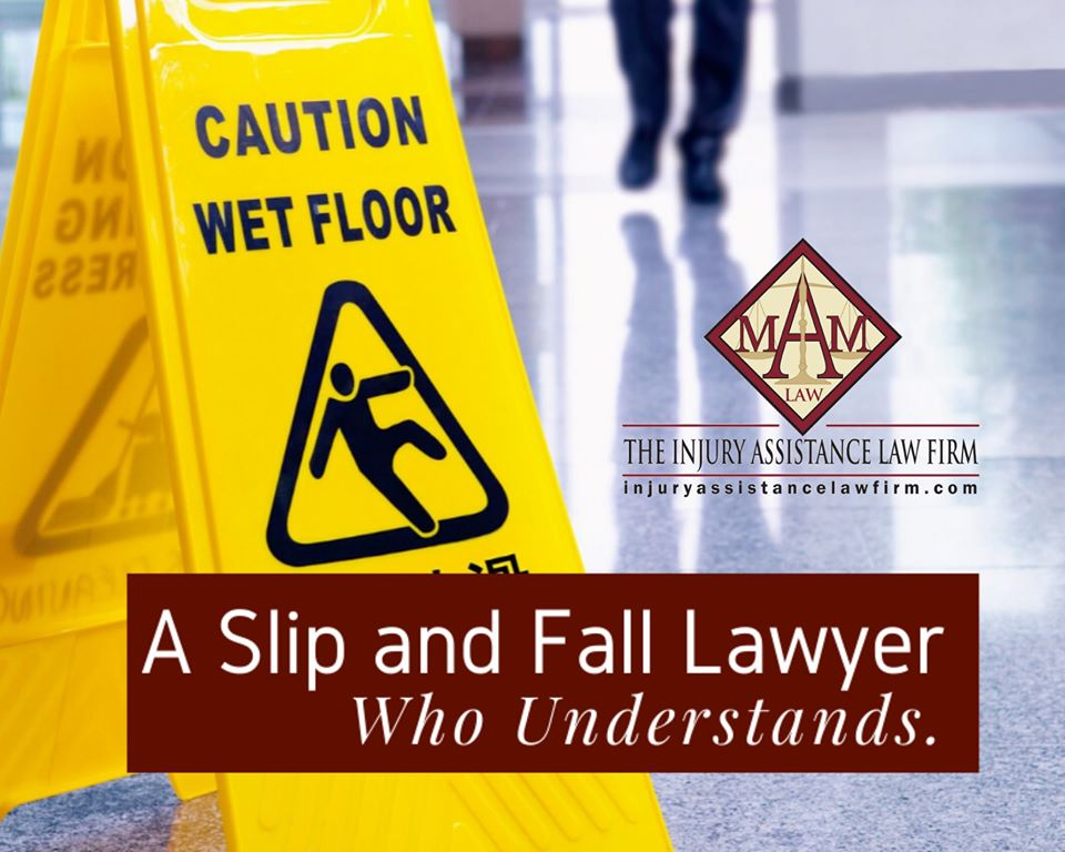 Injury Assistance Law Firm Now Covers Slip and Fall Accidents