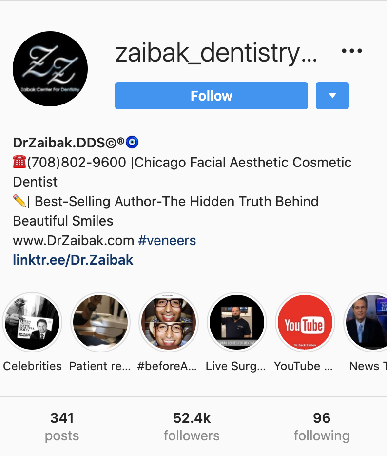 Zaibak Center For Dentistry Has Multiple Cosmetic Options