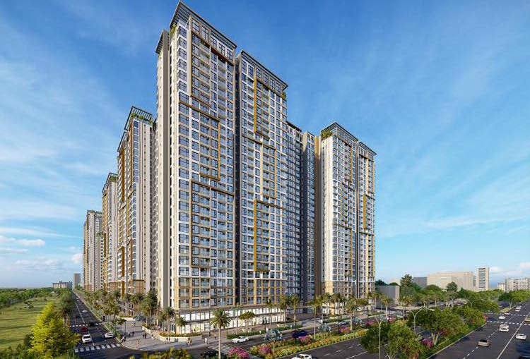 Masteri Centre Point ThucviLand apartment - a luxury real estate project in Ho Chi Minh City will soon be launched in Vietnam