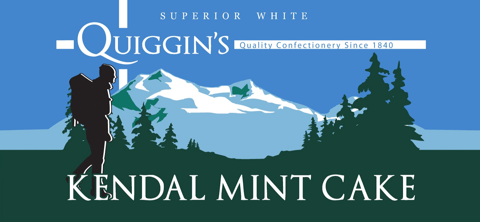 Quiggin's Kendal Mint Cake Now Available To Purchase Online