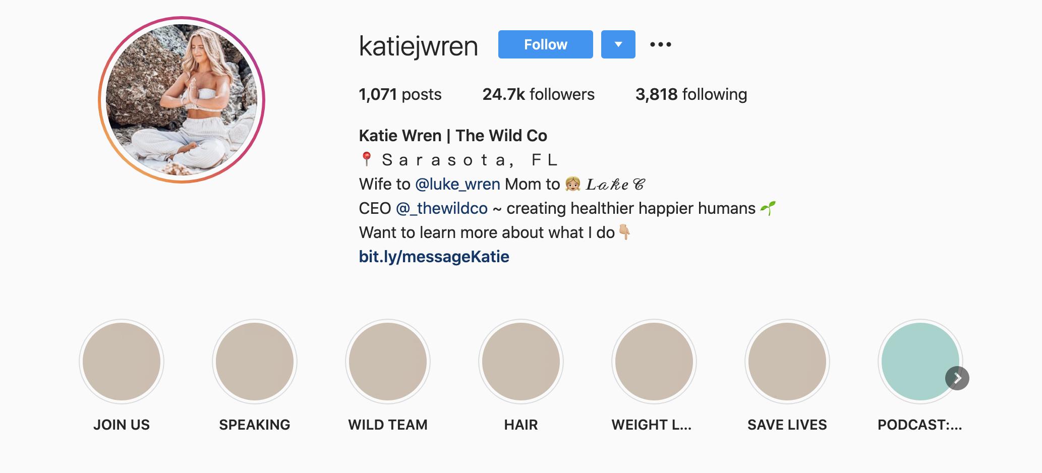 Katie Wren is a Successful Female Mentor in Europe
