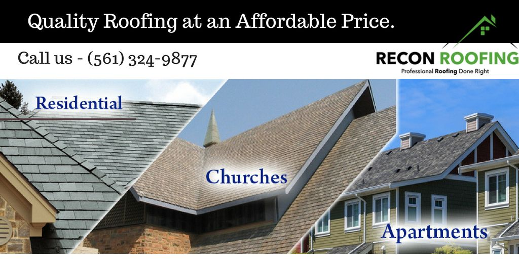 Recon Roofing Reminds Clients Why They Are the Go-To Roofing Company
