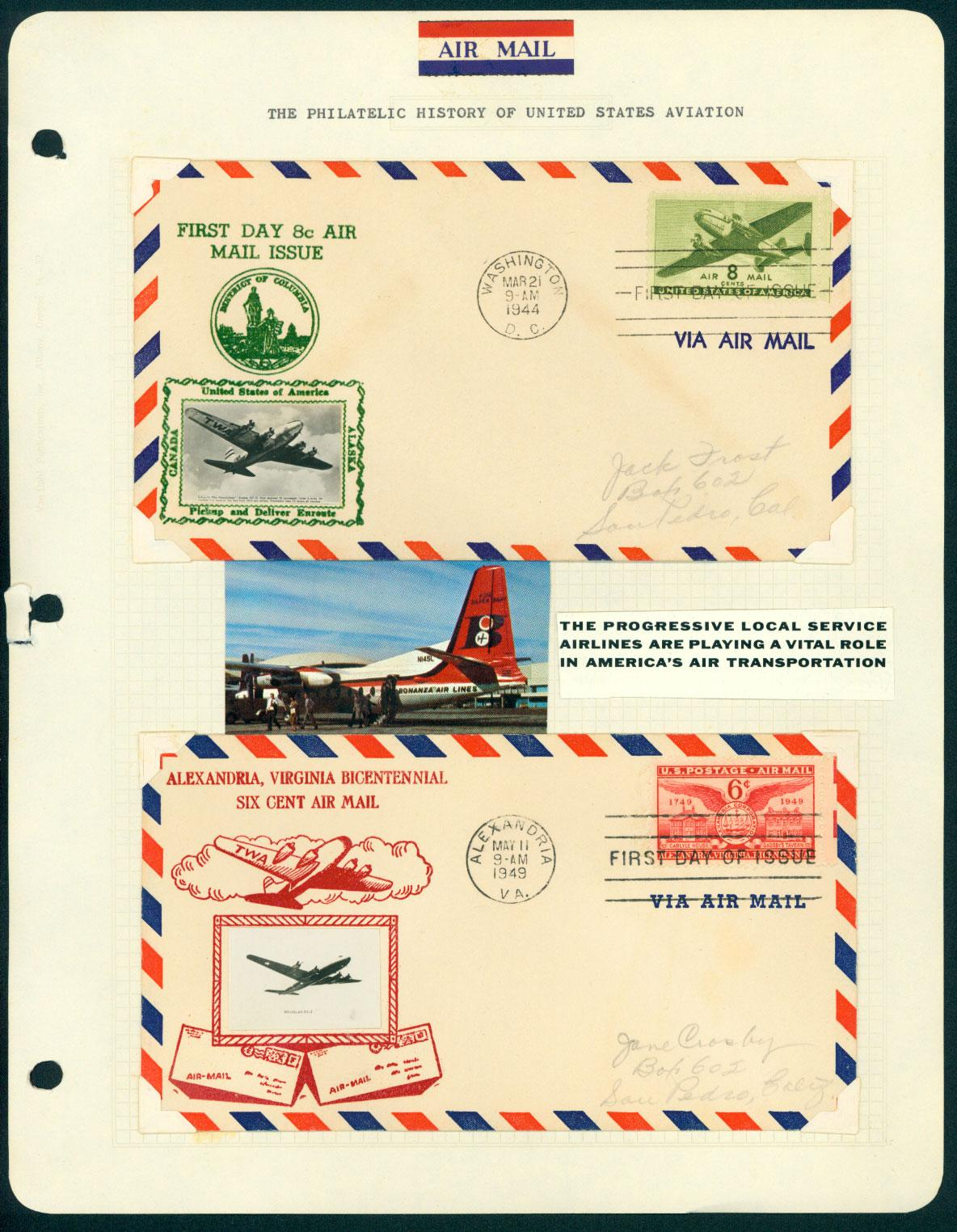 Rasdale Stamp Company Issues a Shipping Update on Public Auction #444