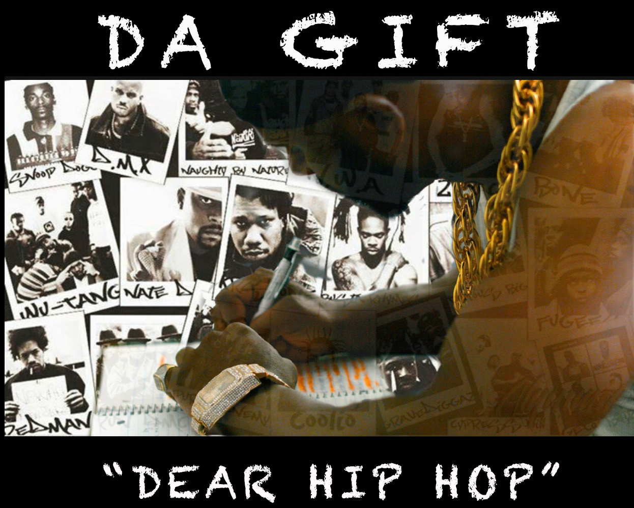 Da Gift Writes A Tribute To Hip Hop
