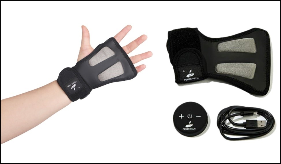 "Top Innovative Company 'Primekinetix' Announces the Launch of New Technological Product for Pain Relief called ""Powerpalm"""