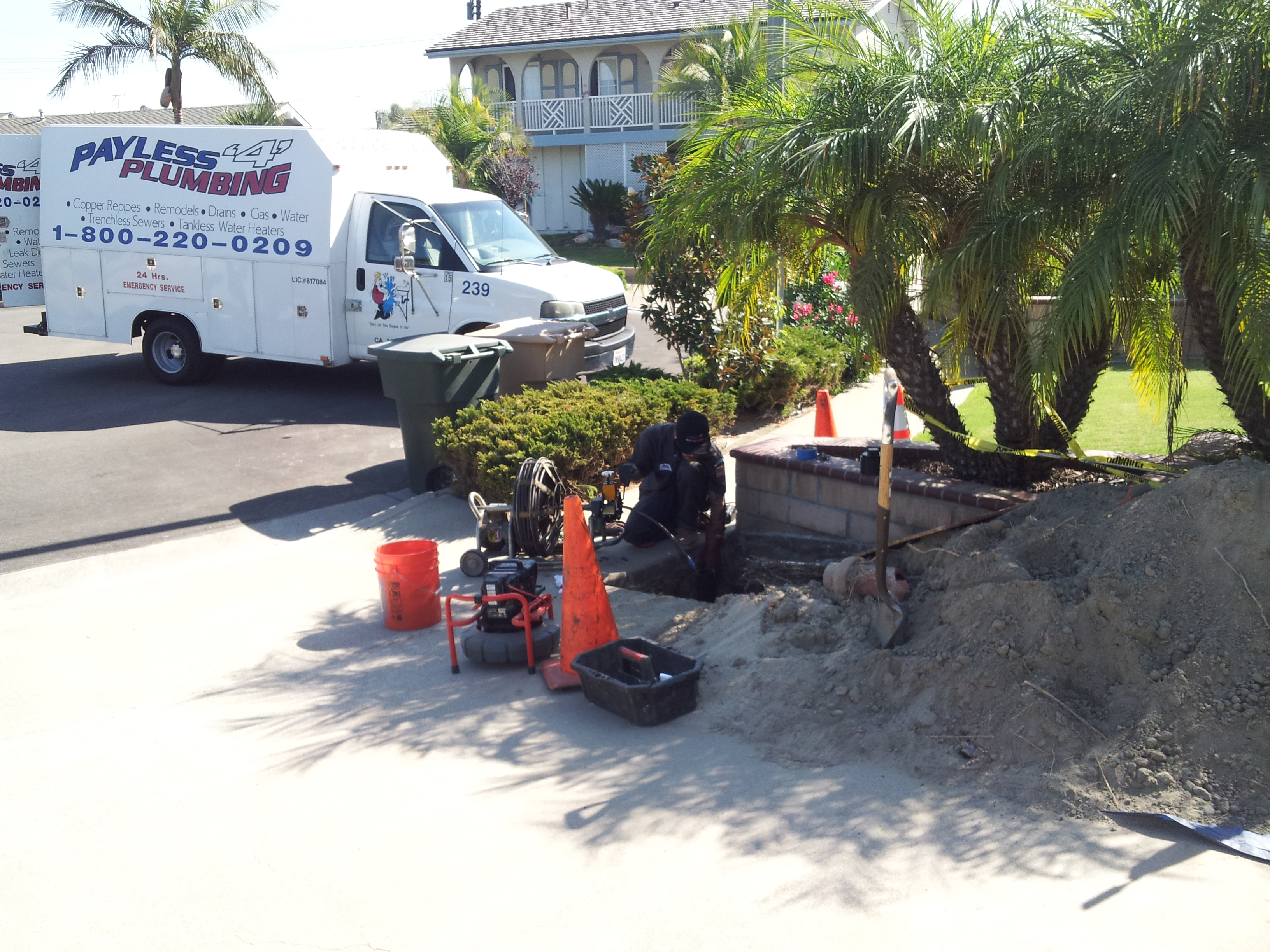 Payless 4 Plumbing, Inc. Launches its 24-Hour Plumbing Services in Bell Gardens