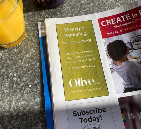 Olive Group States the Benefits of Working with A Marketing Agency