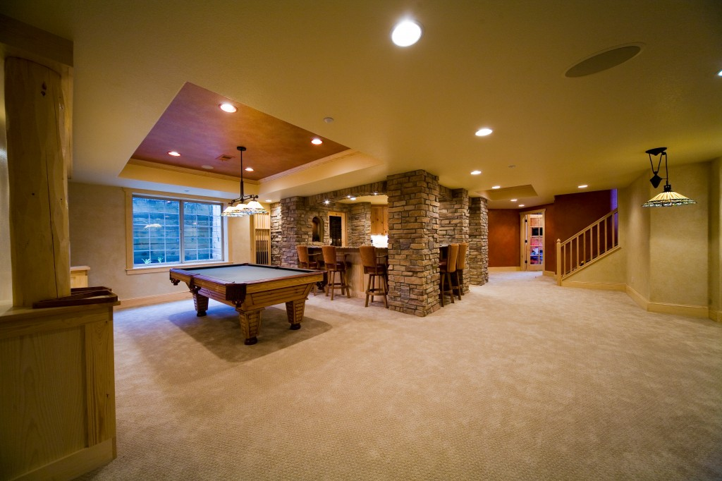 Apollo General Contracting, Dayton, OH, Shares Facts on Basement Remodeling