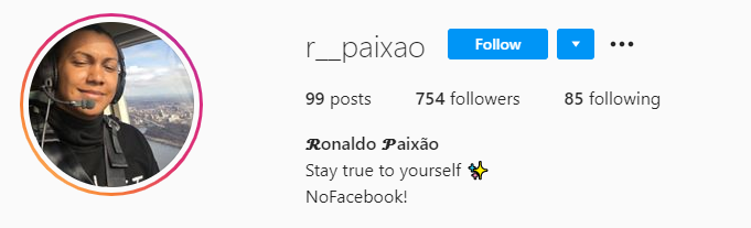 Ronaldo Paixao Shows His Ways Of Setting Goals That Lead To Success