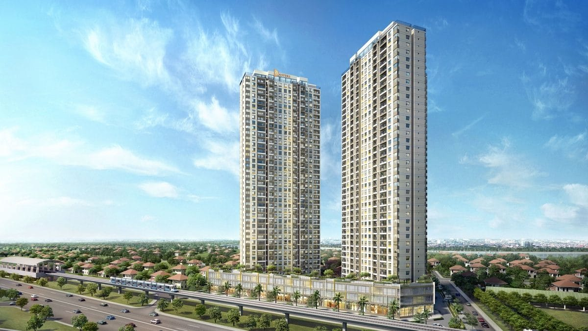 ThucviLand will distribute Masterise Lumiere Riverside - an upcoming high-end apartment project located in District 2, Ho Chi Minh City, Vietnam
