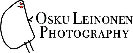 Osku Leinonen, Finland based Fine Art Photographer Launches New Website