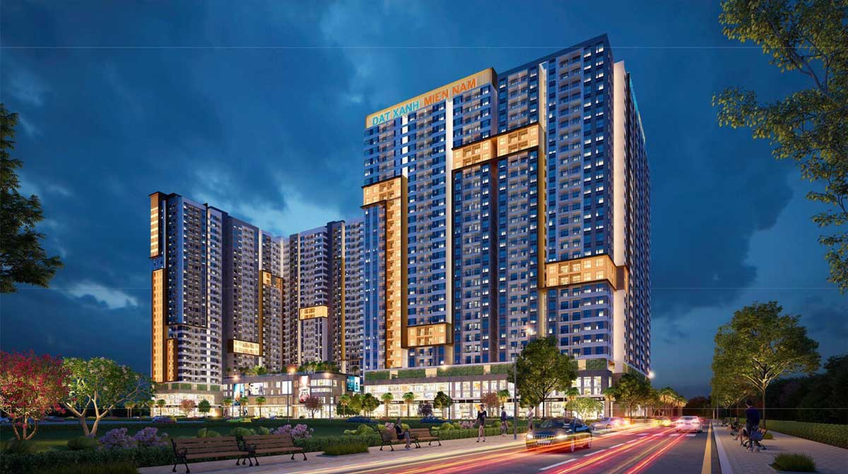 ThucviLand will distribute LDG Sky - a newly launched apartment project in Binh Duong, Vietnam