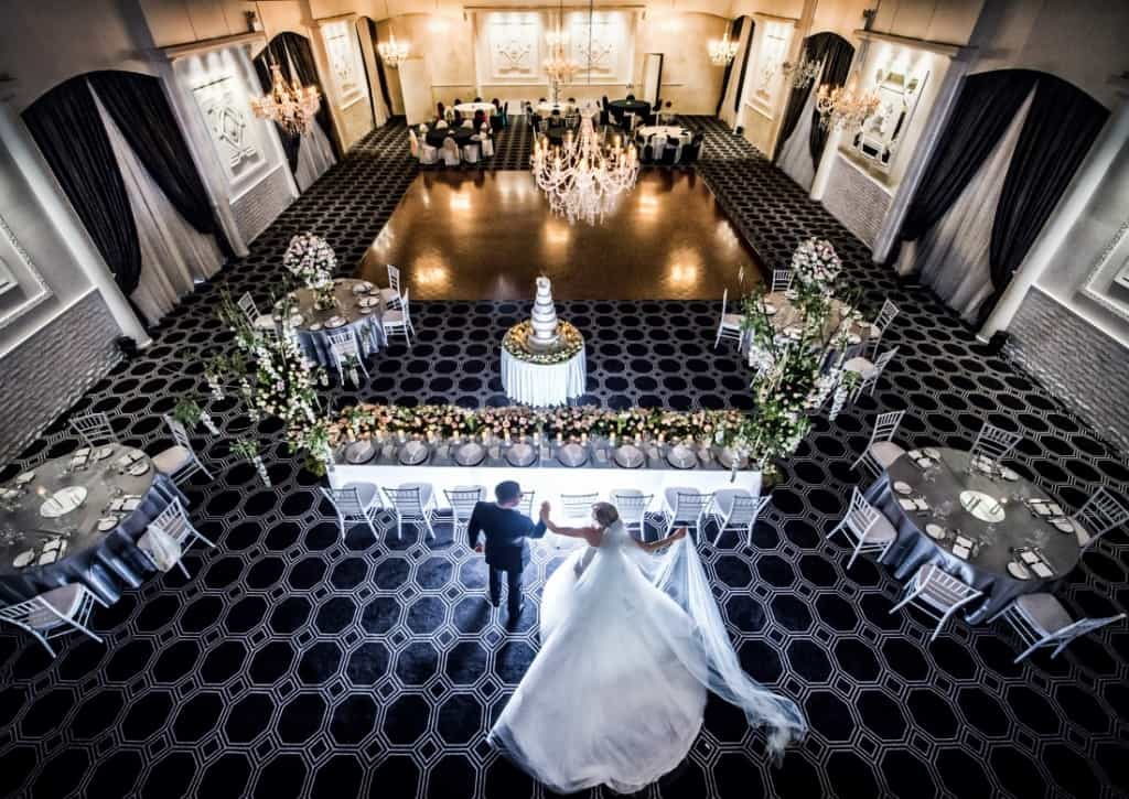 With Over 500 Five Star Reviews, Vogue Ballroom - Wedding Reception & Function Venue Melbourne Becomes the Most Highly Reviewed Wedding Venue in Melbourne