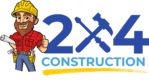 Home Remodeling in Houston, TX is Made Simpler With Help from the Leading Houston Remodeling Contractors at 2x4 Construction