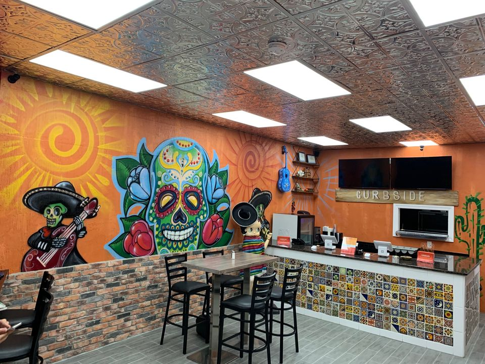 Brandon Porcasi Puts His Business Skills in Fruitful Test With the Opening of Curbside Mexican Grill