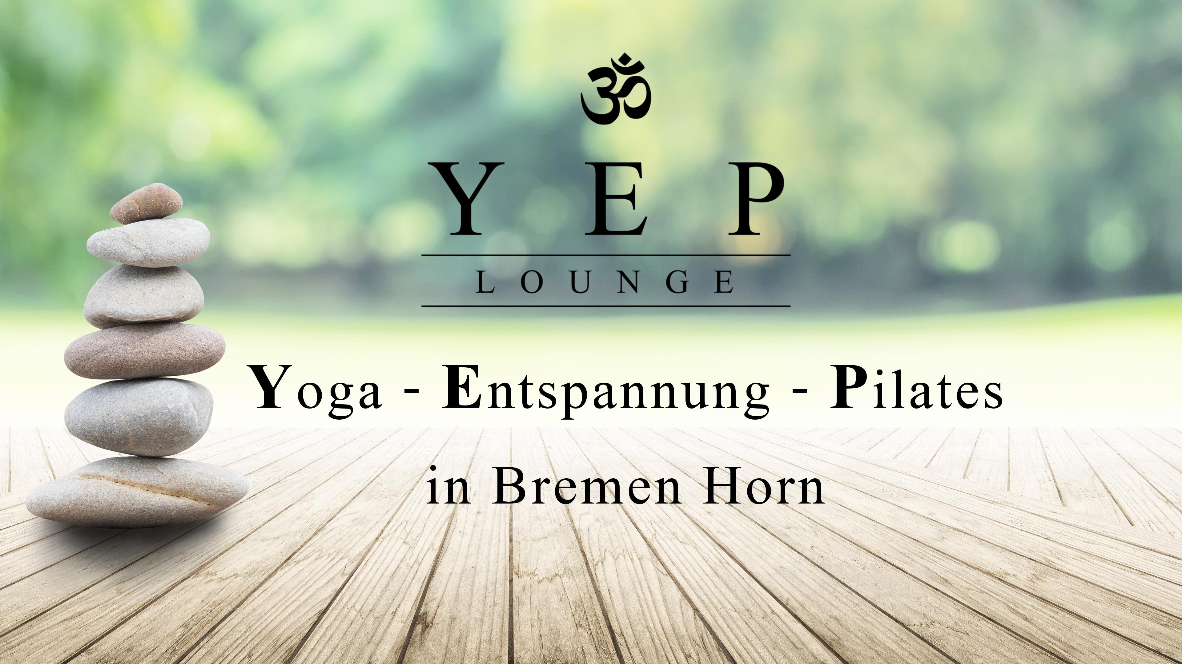 Personal Yoga in Bremen - Yogatherapie mit Yulia Eberle in der YEP Lounge