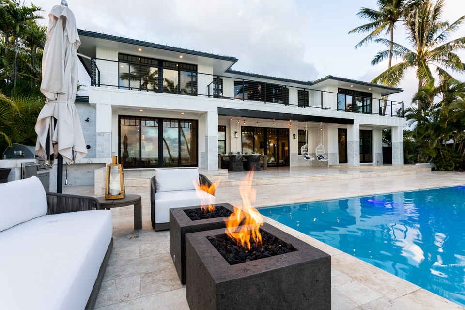 Hawaii Builder, ATN Construction, Remodels Niu Beach Estate Into Luxury Paradise