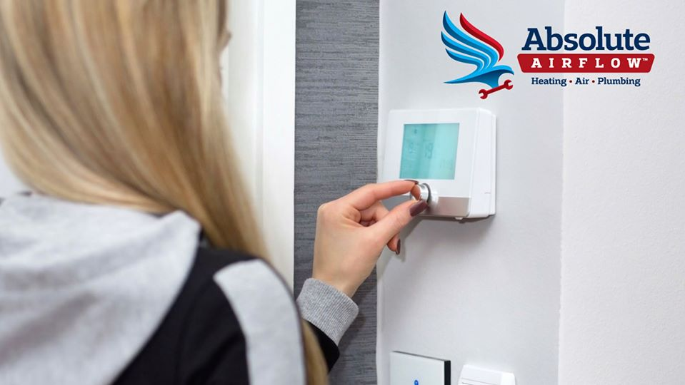Absolute Airflow Plumbing, Heating & Air Conditioning Offers Free Estimates