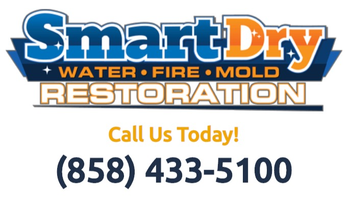 Smart Dry Restoration Offers In-Depth Water Damage Restoration Services in San Diego, CA