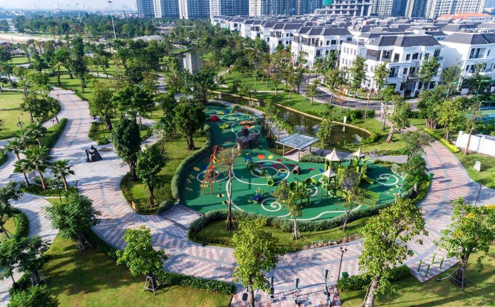 ThucviLand will appropriate Vinhomes Wonder Park - a villa, shophouse and apartment project to be launched in Hanoi, Vietnam