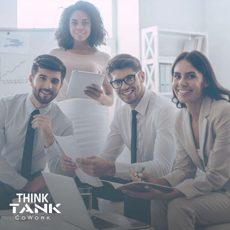 Think Tank CoWork Announces the Benefits of Coworking and Hiring Office Spaces