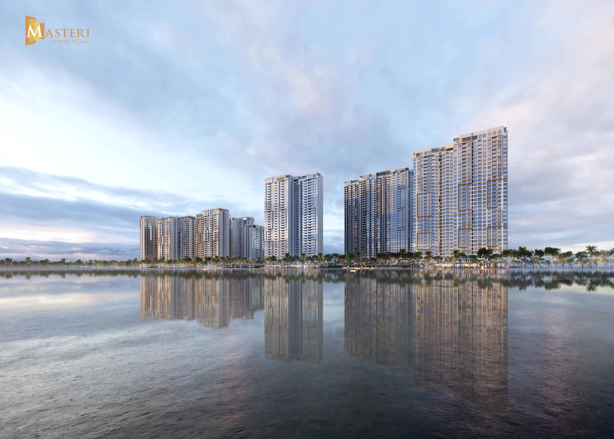 ThucviLand will dispatch Masteri Centre Point apartment - a top of the line real estate project in Ho Chi Minh City, Vietnam