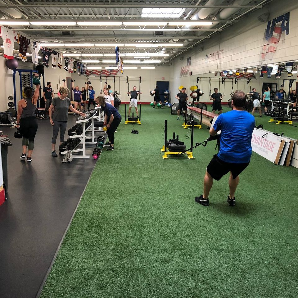 Advantage Strength And Conditioning Is Offering A 21-Day Risk-Free Trial