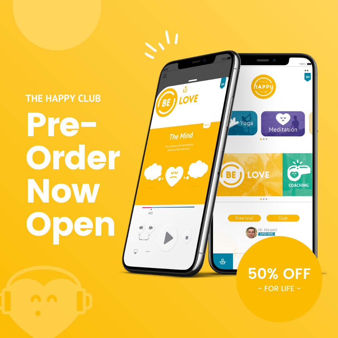 Pre-Orders Start For The Much Anticipated 'Happy Club' App