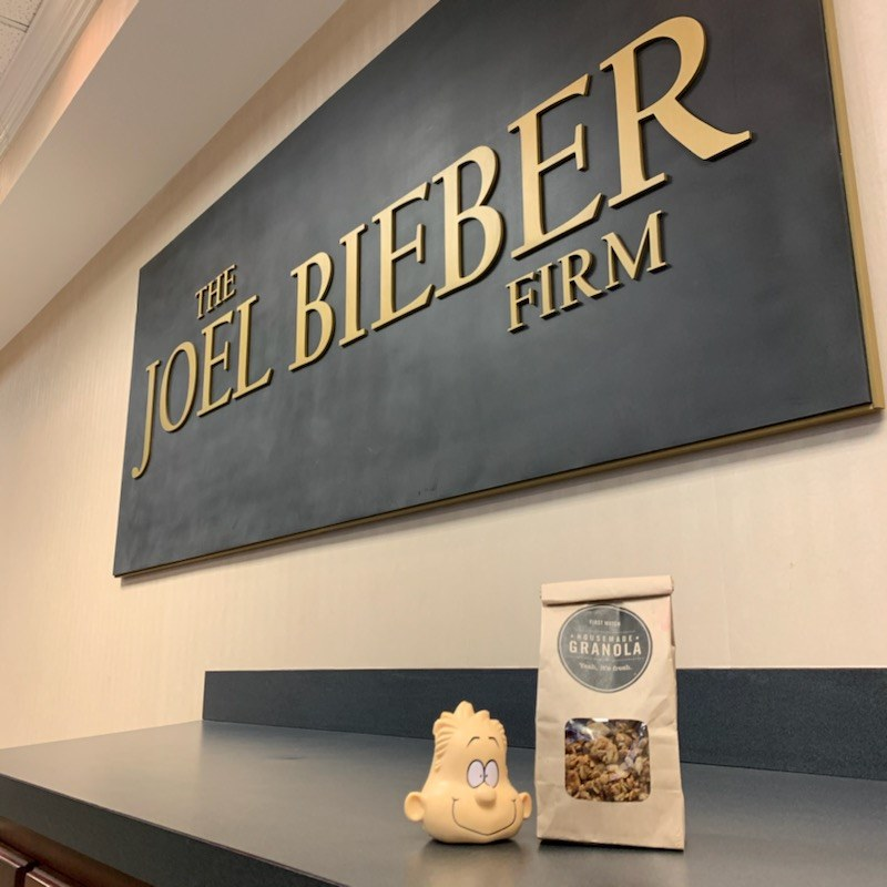 Joel Bieber Firm begins free consultation for intending clients and residents of the Greenville Community.