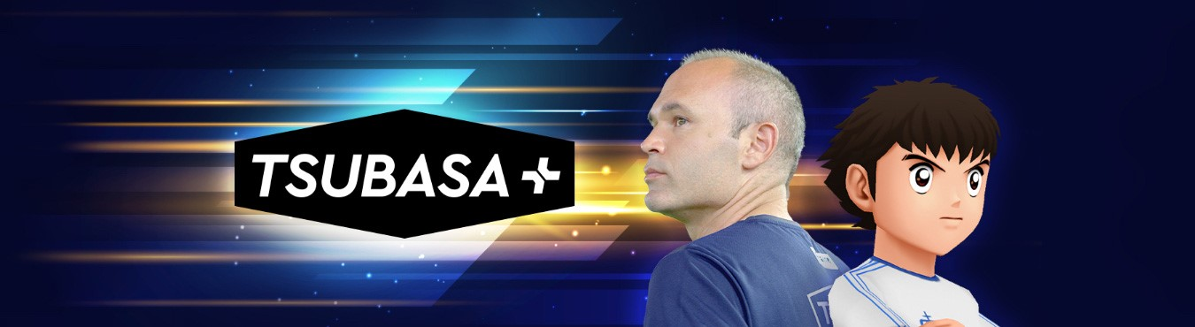 TSUBASA+ Released in Seven European Regions: Andres Iniesta is first official supporter