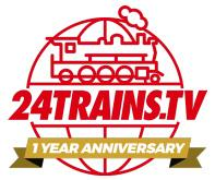 24Trains.tv celebrates its one-year-anniversary and treats its subscribers to Rail Away