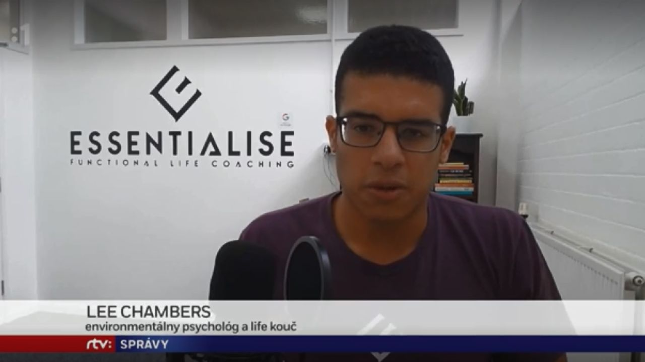 Essentialise Founder Lee Chambers Interviewed On His Breakthrough Week
