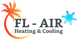 HVAC Contractor in Tampa, FL., FL-Air Heating & Cooling, Announces Website Redesign