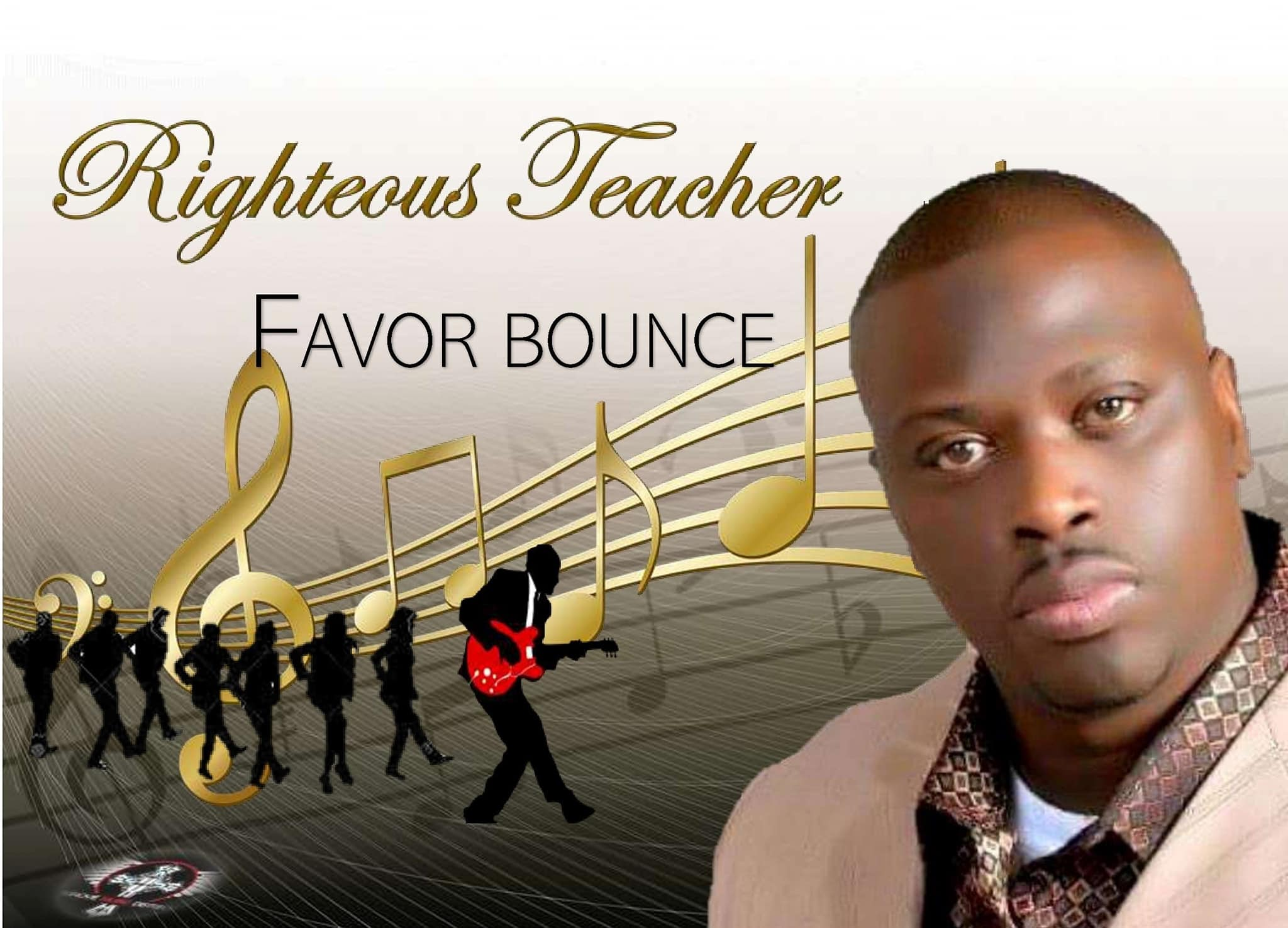 RIGHTEOUS TEACHER Delivers Uplifting Messages With Music