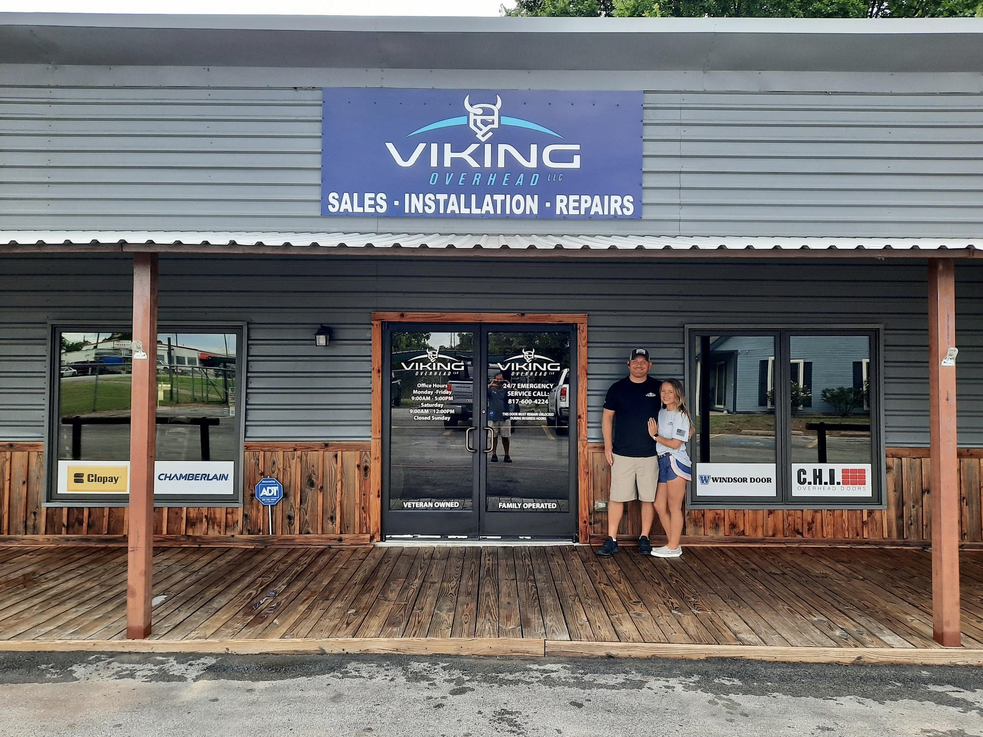 Viking Overhead Opens New Showroom and Runs Massive Promos on all Door Orders