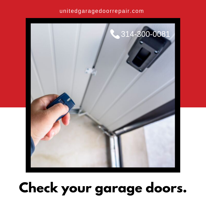 UNITED Garage Door Repair is a Leading Garage Door Firm in St Louis