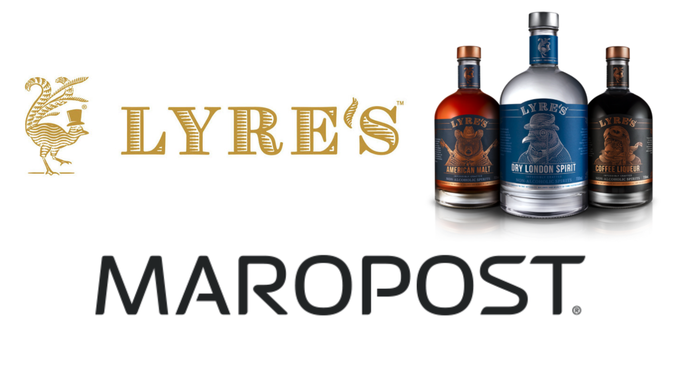 Maropost Ventures Announces Investment For Non-Alcoholic Spirits Brand Lyre's Spirit Co