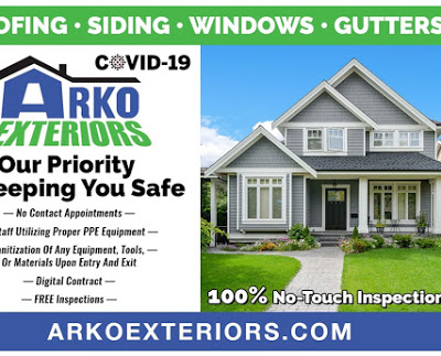 Arko Exteriors Marks 10 Years As A Top-Rated Blaine Roofing Company