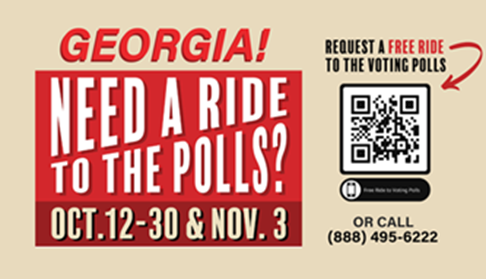 """NACA Initiates Historic """"Roll To The Polls"""" Voter Mobilization"""