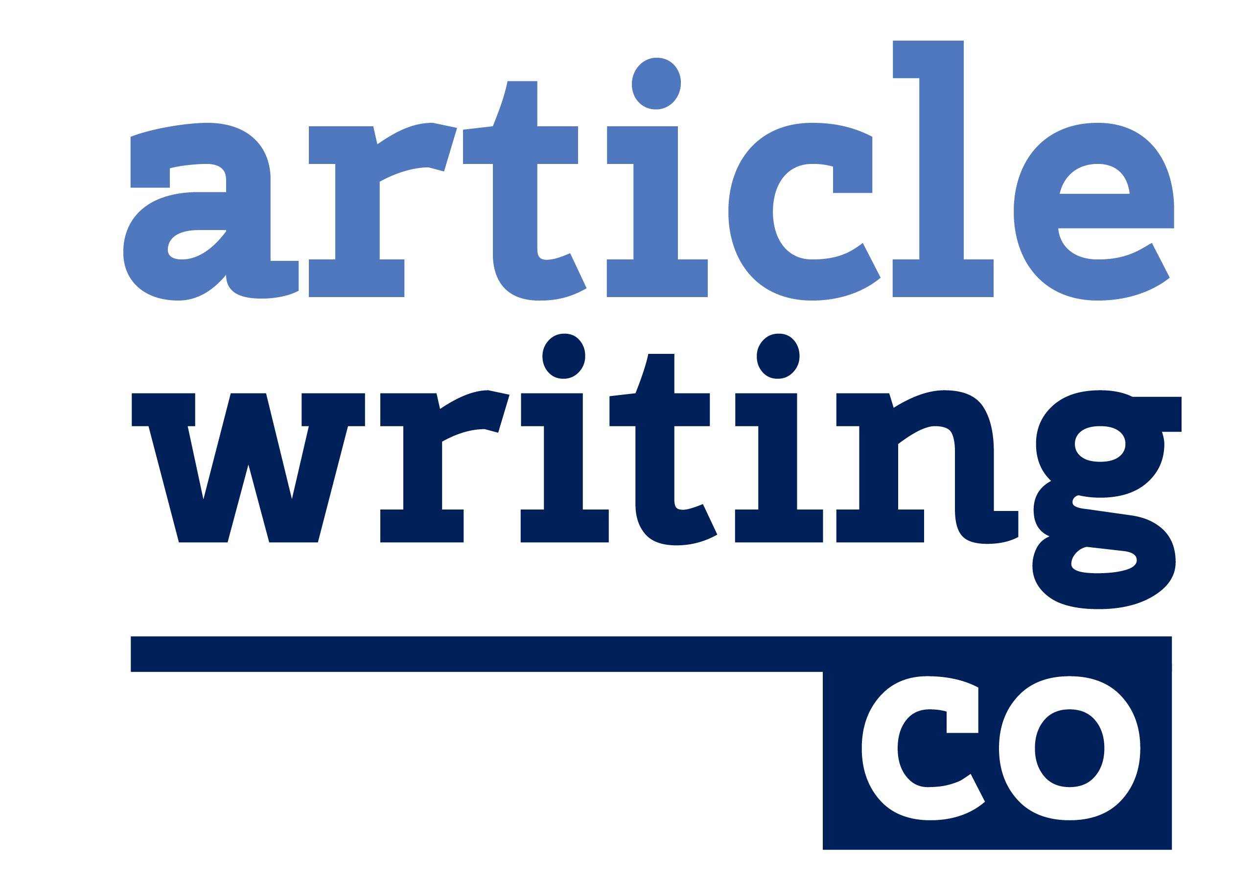 Article Writing Co. Defining Excellence In Content Creation Space