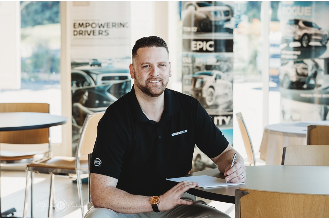 Joseph Pompo, COO of The Fuccillo Automotive Group, Labeled as One of Automotive News's 40 under 40