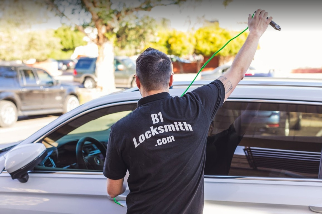 B1 Locksmith of Ahwatukee Raises the Bar for Locksmiths With Faster Service Delivery